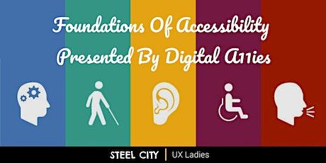 Foundations of Accessibility Presented by Digital A11ies tickets