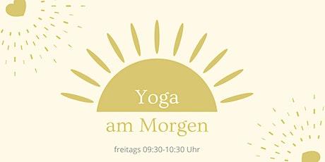 Yoga am Morgen Tickets