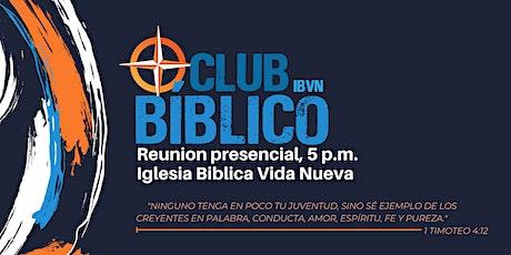 Club Biblico IBVN boletos