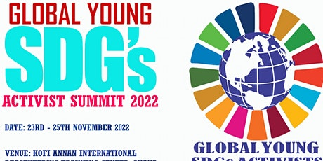 Global Young SDGs Activist Summit 2022 (GYSAS) tickets