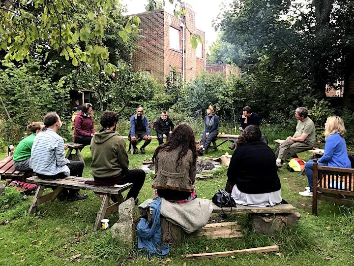 Spring Equinox Weekend Workshops (online) image