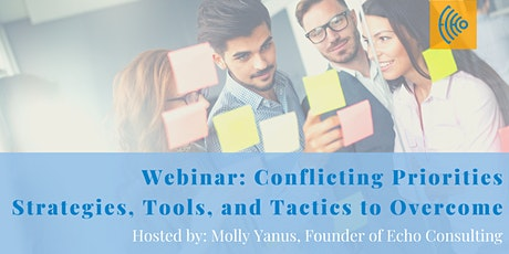 Conflicting Priorities - Strategies, Tools, and Tactics to Overcome tickets