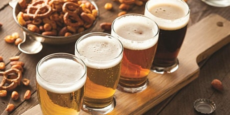 Tap Into April - A tour of local breweries - Copp Winery and Brewery tickets