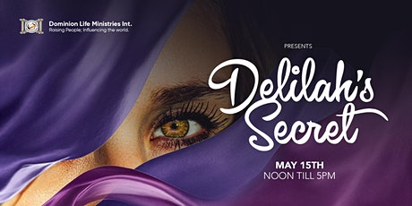 Delilah's Secret tickets