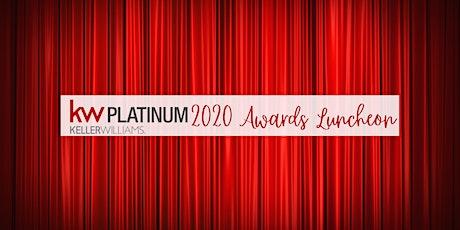 KW Platinum 2020 Awards Luncheon tickets