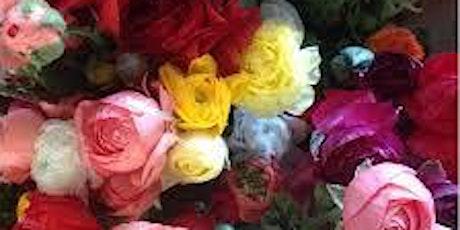 Spring Floristry Workshop tickets