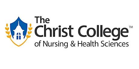 Virtual Reunion Toast - The Christ College of Nursing & Health Sciences tickets