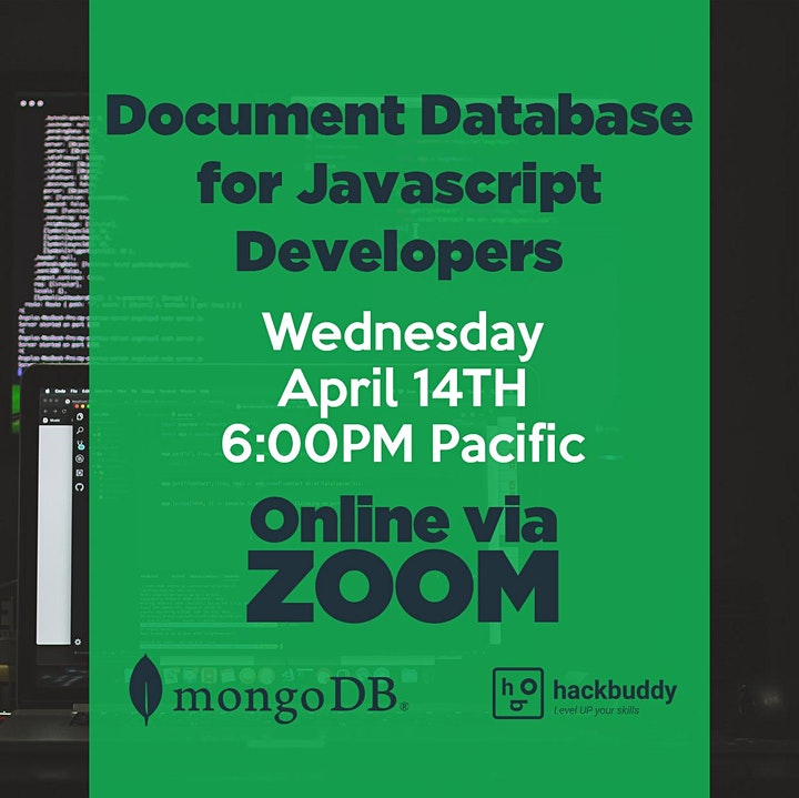 Document Database for Javascript Developers with MongoDB image