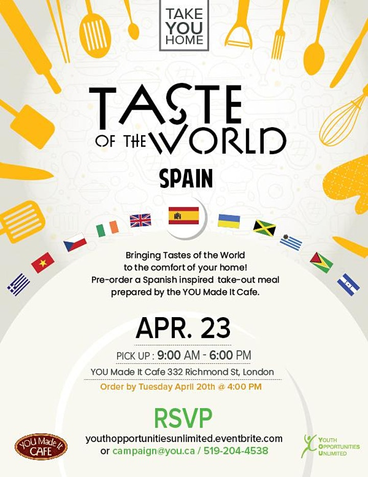 Taste of the World: Spain image