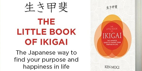 EBBC Amsterdam / Online - The Little Book of Ikigai (Ken Mogi) tickets