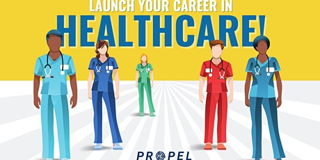 Educator info session on Propel America's Bootcamp for seniors tickets