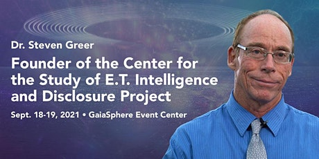 CE5 Contact, Cosmic Consciousness and Meditation with Dr Steven Greer tickets