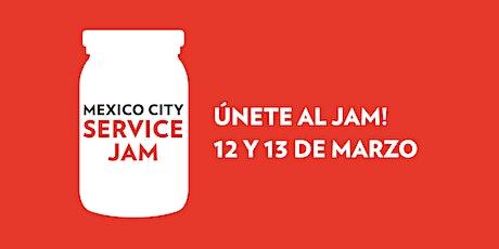 Service Jam México / Mexico City Service Jam boletos