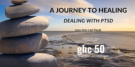 A JOURNEY TO HEALING tickets