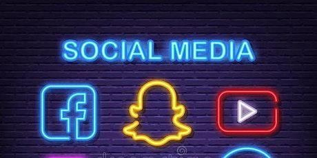 Build Your Social Media Marketing Presence with Brett tickets