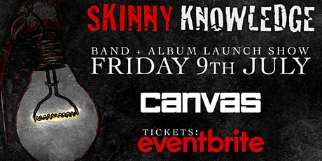 Skinny Knowledge Album Launch tickets