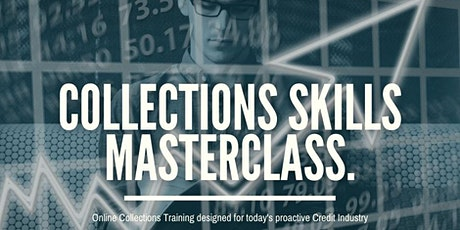 Collections Skills Masterclass tickets