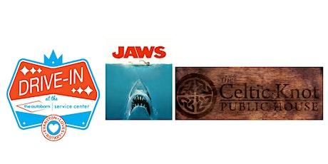 "Evanston Loves Movie Night featuring ""Jaws"" tickets"