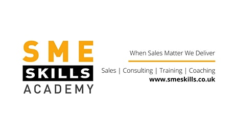 Supercharge your Sales - Free Sales Masterclass for SMEs tickets