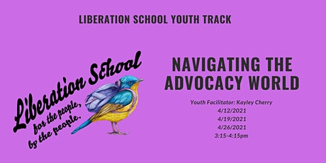 Navigating the Advocacy World tickets