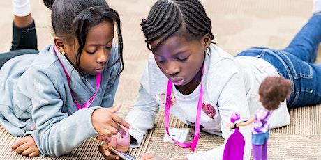 2021 Black Girls CODE Virtual Summer Camp: Smartbuddies 1PM-3PM EDT tickets