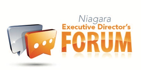 Niagara Executive Director's Forum tickets