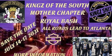 Kings of the South Mother Chapter Royal Bash VIII tickets