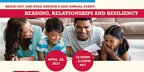 Reach Out and Read Oregon: Reading, Relationships and Resiliency tickets