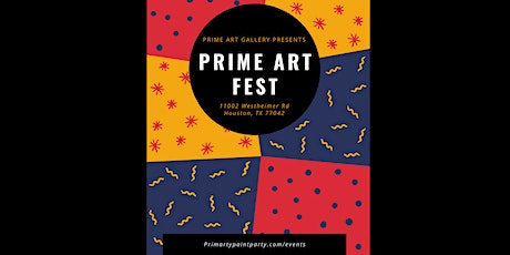 Prime Art Fest tickets