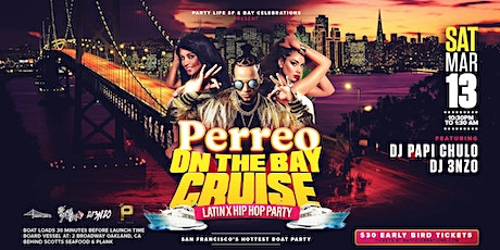 PERREO ON THE BAY CRUISE tickets