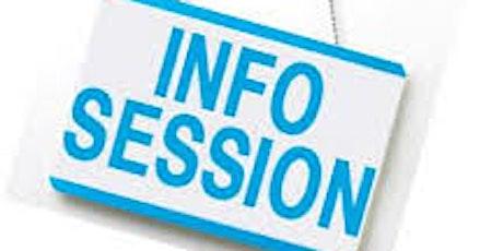 EDU 280 Mandatory Info Session- Thursday, April  22 @ 5:30 PM on Zoom tickets