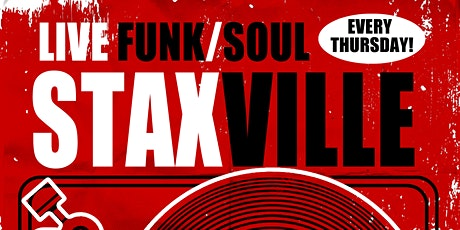 Staxville - A celebration of Stax Records tickets