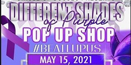 Circle of Bosses presents Different Shades of Purple Pop Up Shop tickets