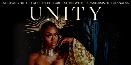 African Night 2021: Unity (Together we stand, apart we fall) tickets