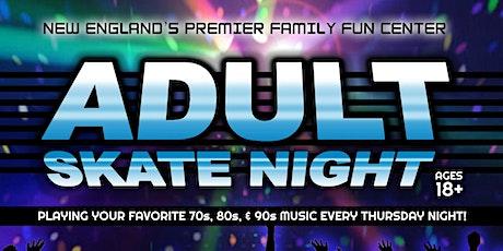 Thursday Night Adult Skate tickets