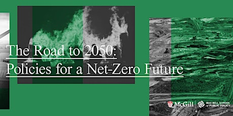 The Road to 2050: Policies for a Net-Zero Future tickets