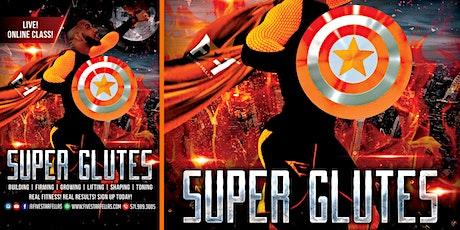 Super Glutes Class tickets