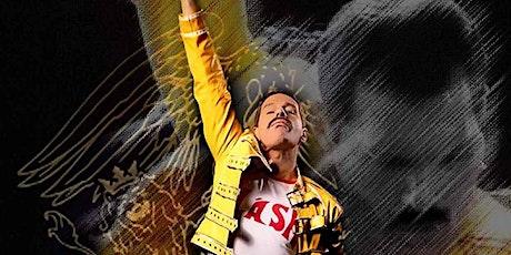Freddie Mercury Tribute Night - Halesowen tickets