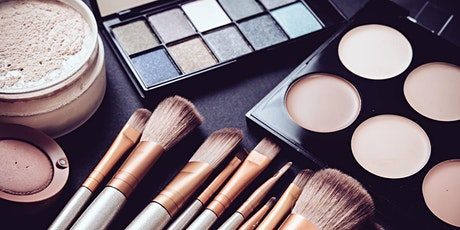 Full Face Makeup Virtual Class tickets
