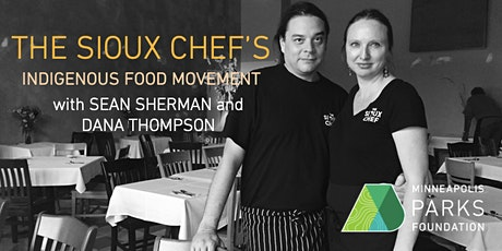 Next Generation of Parks - an evening with The Sioux Chef tickets