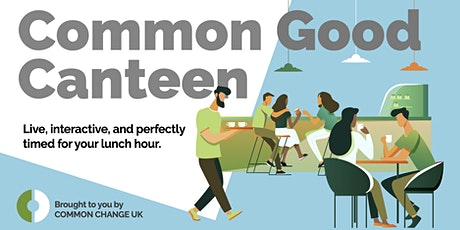 Common Good Canteen: Conversation with Ruth Valerio tickets