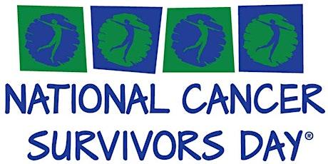 2021 National Cancer Survivors Day tickets