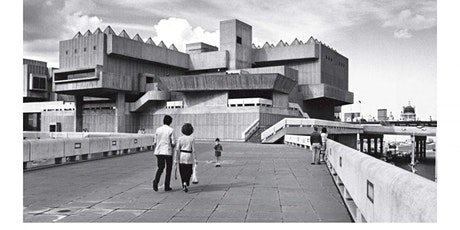 London Brutalist Architecture (=C=L=A=R=I=O=N<) Ride - 20 miles tickets