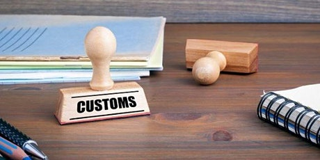 Customs Declaration Training tickets