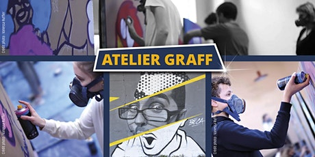 Atelier graff Calligraff avril 2021 billets