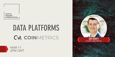 [CTI] Crypto Market Data Platforms - Coin Metrics tickets