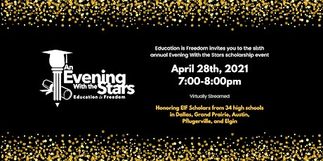 Sixth Annual Evening With the Stars tickets