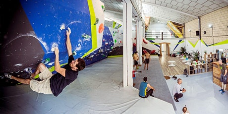 Rocodromo The Factory Boulder - Control de aforo billets