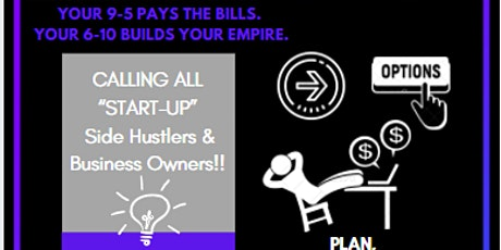 1:1 Side Hustle Talks Coaching Programme - DICE Engagement tickets