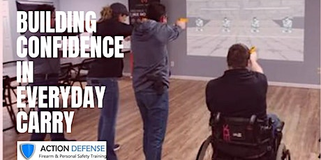 Building Confidence in Everyday Carry - Small Group Format tickets